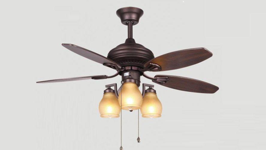 Tại sao nên mua quạt trần đèn tại các cửa hàng uy tín