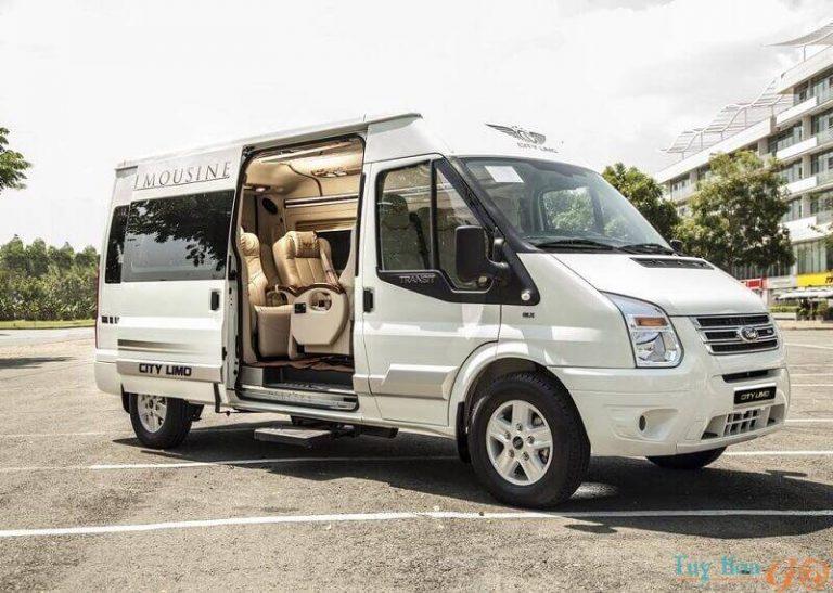 Nơi cho thuê xe du lịch ở Phú Yên có thuê xe Limousine Phú Yên